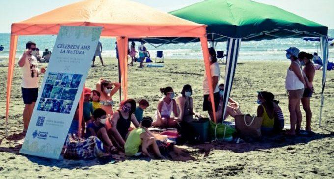 Solta de tortuga i neteja de platges aquest cap de setmana a Castelló