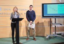 Castelló augmenta la inversió per habitant un 129% des de 2014 i redueix la ràtio de l'endeutament un 66%