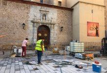 Almassora licita per 800.000 euros un servei extern per a accelerar obres públiques