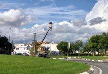 Almassora substituirà l'enllumenat de la platja per leds en 2021 amb més de 100.000 euros