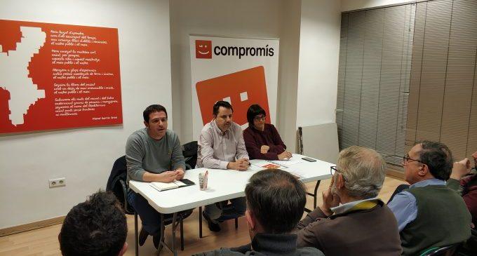 Compromís considera prioritaria la autonomía presupuestaria de los municipios para responder a la crisis Covid-19