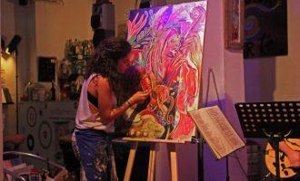El parque Ribalta dará la bienvenida al otoño con una fusión del arte y la música
