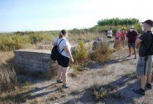 Reanudadas las visitas guiadas de la línea XYZ de Almenara