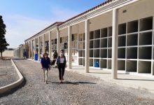 El cementerio de la Vall d'Uixó ya cuenta con el protocolo anti Covid-19 para el Día de Todos los Santos