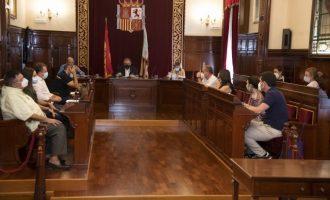 El equipo de gobierno de la Diputación consensúa una moción para reclamar al Estado suficiencia financiera y autonomía presupuestaria de los ayuntamientos