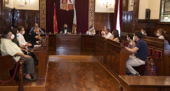 L'equip de govern de la Diputació consensua una moció per a reclamar a l'Estat suficiència financera i autonomia pressupostària dels ajuntaments
