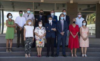 Martí pone en valor el plan choque de 2,8 millones de euros que impulsa la Diputación para reactivar el turismo