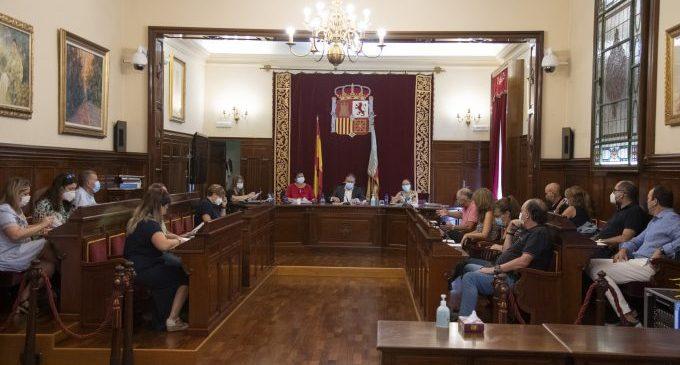 La Diputació de Castelló aprova el Pla d'Ocupació que permet reubicar al personal de l'extint centre d'acolliment del complex de Penyeta Roja