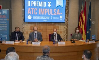 La Diputació de Castelló aposta per la innovació en el camp ceràmic amb el copatrocini dels premis 'ATC Innova'