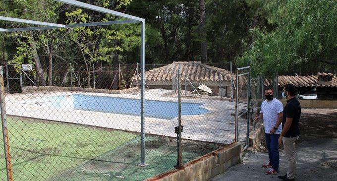 L'Alcora recuperará la piscina del paraje de San Vicente tras ocho años cerrada