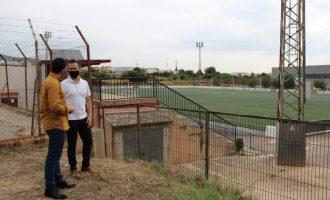 El campo de fútbol de L'Alcora será accesible