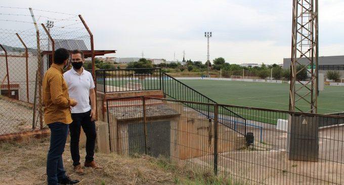 El camp de futbol de L'Alcora serà accessible