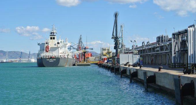 El trànsit de mercaderies augmenta un 0,9% a l'agost en Port Castelló i trenca la tendència COVID-19