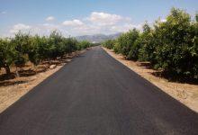 Nules millora l'asfaltat del Camí Llimero amb més de 25.000 euros