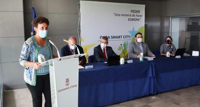 Onda presenta el seu projecte de ciutat intel·ligent i es consolida com a referent nacional d'innovació pública