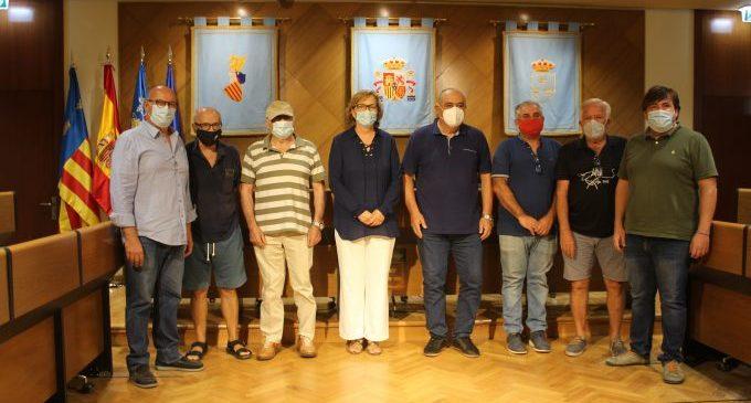 Los burrianenses Planelles y Canós darán nombre en los próximos días a los campos de fútbol municipales