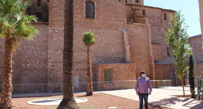 Acabada la restauració i rehabilitació de l'entorn de Sant Blai de Borriana