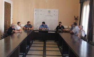 Nules coordina con las cooperativas el inicio de la campaña citrícola