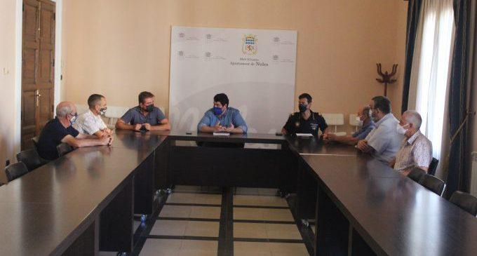 Nules coordina amb les cooperatives l'inici de la campanya citrícola