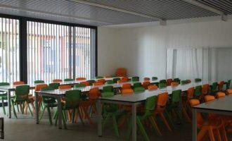 Acabadas las obras del Edificant en el colegio Lope de Vega de Nules