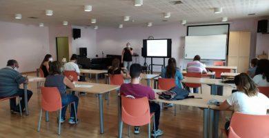 Les Associacions de Borriana es formen en comunicació inclusiva