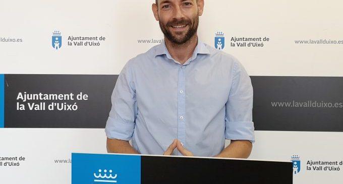 El Ayuntamiento de la Vall d'Uixó recibe una subvención de 14.000 € para promocionar el comercio local