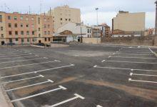 L'Ajuntament d'Onda ultima les obres del nou pàrquing al costat del Molí de la Reixa després d'atendre la demanda veïnal
