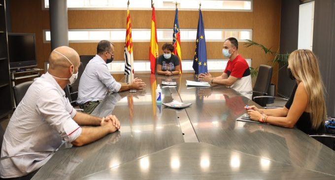 L'Ajuntament d'Onda coordina amb els clubs de natació l'ús de la renovada piscina coberta