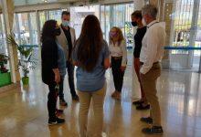 L'Alcalde d'Amposta s'interessa pel model de gestió del Mercat Municipal de Vinaròs