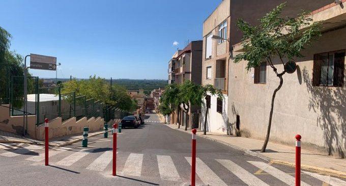Almenara tancarà el trànsit als accessos del CEIP Juan Carlos I