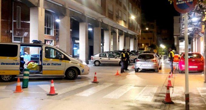 La Policia Local identifica 20 persones i instrueix 6 denúncies per tinença de drogues a Benicarló