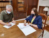 L'Ajuntament convenia 75.000 euros per al Club Natació, el Club Bàsquet i el CD Benicarló
