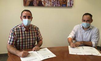 La Diputación subvenciona con 3.500 euros los gastos de la Asociación Unidad Canina de Búsqueda y Rescate de Castelló