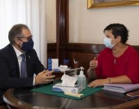 La Diputació  transferirà 160.000 euros als ajuntaments de menys de 6.000 habitants  per a ajudar a les famílies afectades per la crisi de la Covid-19