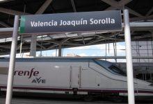 Castelló recupera l'AVE a l'octubre després d'acabar les obres