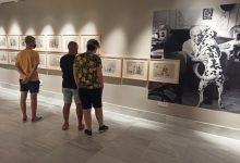 L'obra de Picasso s'acomiada de Villa Elisa de Benicàssim després de rebre la visita de 5.125 persones