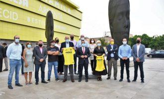 Les escultures 'Silvia' i 'María' de Jaume Plensa arriben a Vila-real