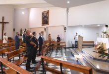 Vila-real celebra Sant Miquel amb una eucaristia en suspendre l'acte oficial