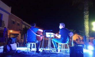 Els cicles musicals i les activitats infantils segures a la platja Casablanca d'Almenara acaben amb èxit