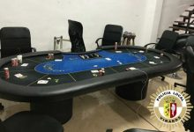 La Policia Local de Vinaròs realitza una operació contra el joc il·legal