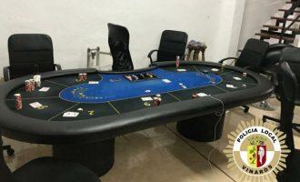 La Policía Local de Vinaròs realiza una operación contra el juego ilegal