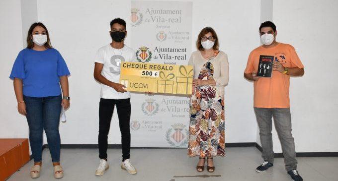 Vila-real entrega los premios del concurso de cortometrajes Confinafest, impulsado por Juventud durante el confinamiento