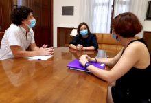 Benicarló avança en la gestió dels principals projectes educatius