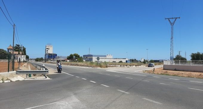 La Generalitat es compromet a construir la rotonda de la Ratlla del Terme de Benicarló