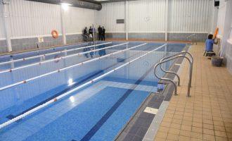 Vila-real obri la piscina Aigua-salut com a nou centre de referència d'activitats de salut i teràpies aquàtiques