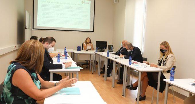 Castelló activa los grupos de trabajo que definirán el Plan de Acción de la Agenda Urbana con el diagnóstico listo