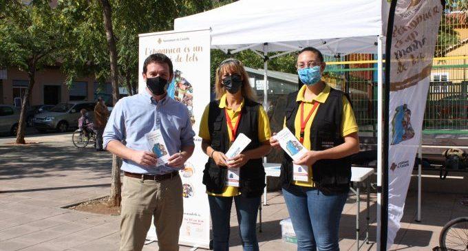 Castelló ya recupera 4,6 toneladas diarias de restos orgánicos