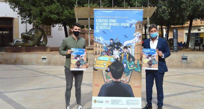 Castelló celebra el II Saló del Còmic i el llibre infantil i juvenil entre el 23 i el 25 d'octubre