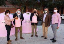 Castelló llança 'Recicla Vidrio por ellas' amb motiu del Dia Mundial contra el Càncer de Mama