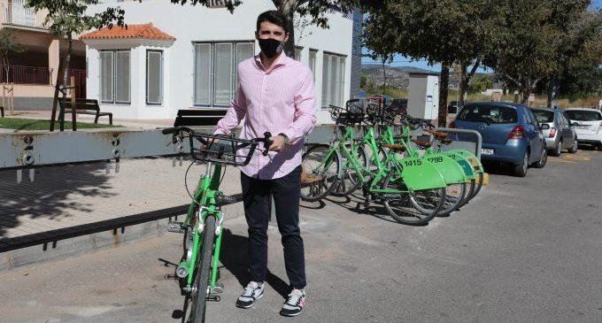 El servei municipal Bicicas de Castelló recupera la xifra de préstecs mensuals després de l'estat d'alarma